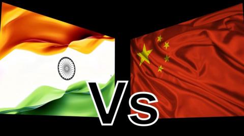 Индия vs Китай.  На грани во…