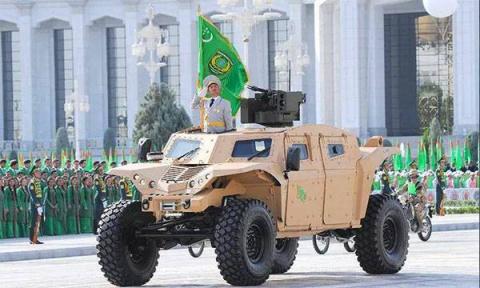 Готовиться ли туркменской ар…