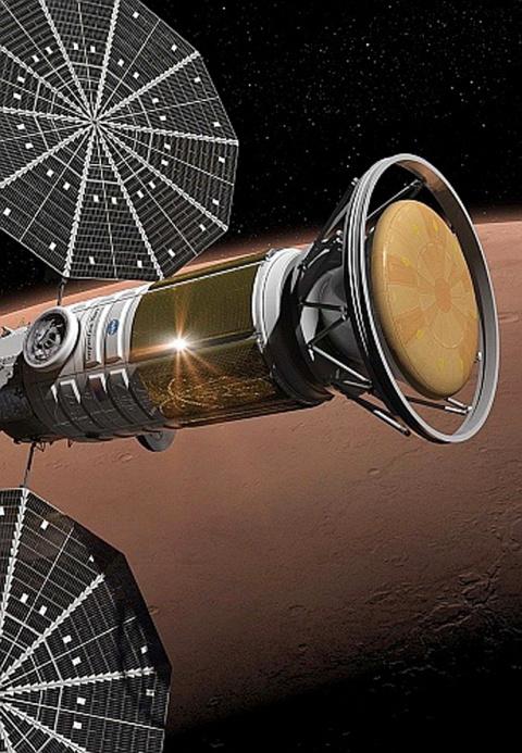 Люди полетят к Марсу уже через 4 года