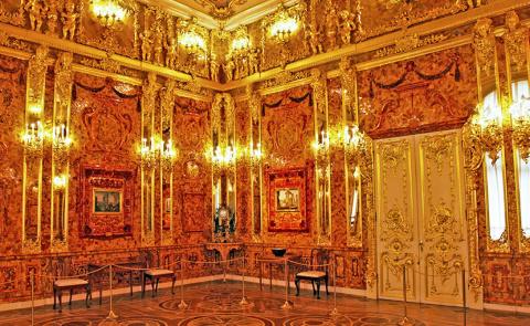 В квартире Алексея Улюкаева обнаружена Янтарная комната