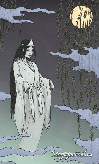 Японские призраки. Юрэй - Жизнь японцев после смерти