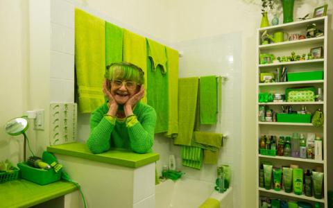 Зеленая леди из Бруклина: эк…
