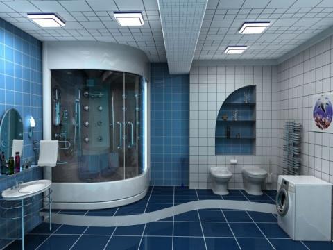Гидроизоляция в ванной. Разл…