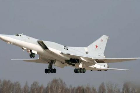 ВКС России совершили авианал…