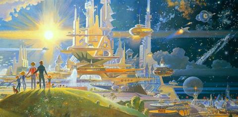 Социализм- Общество Будущего
