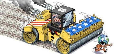 Раскол между ЕС и США увеличивается