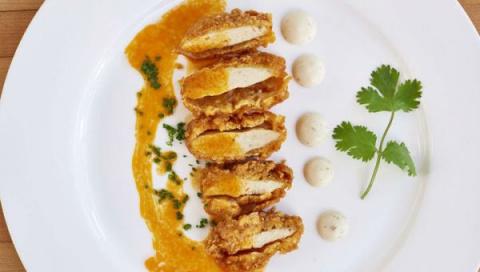 В США попробовали первые в мире куриные нагетсы «из пробирки»