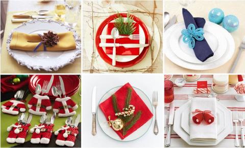10 способов празднично сложи…