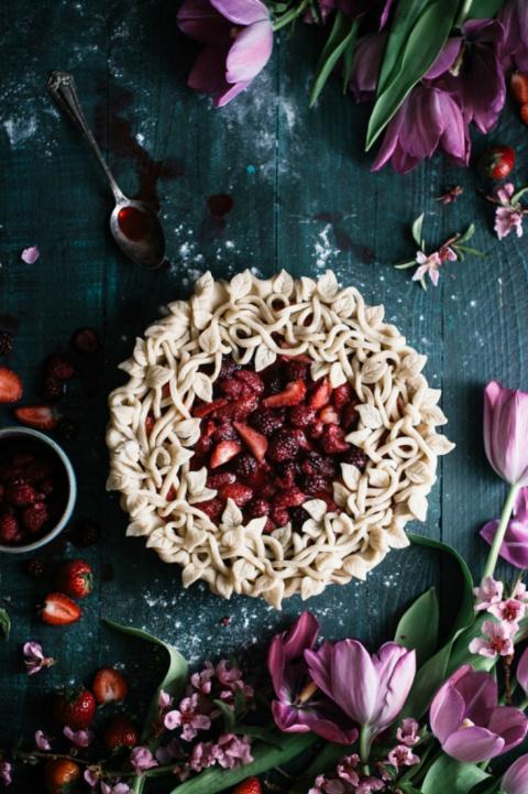 Пироги от Karin Pfeiff Bosch…