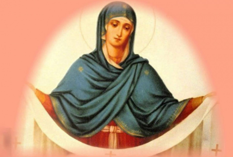 14 октября Покров Пресвятой …