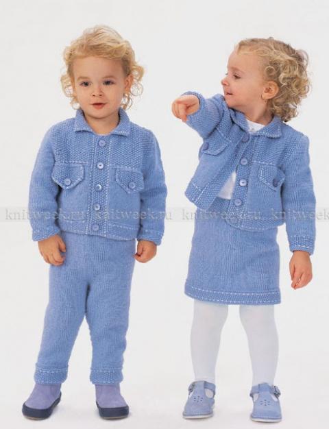 Голубое трио для ребенка. Ко…