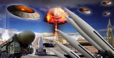 Бывший капитан ВВС США: НЛО …