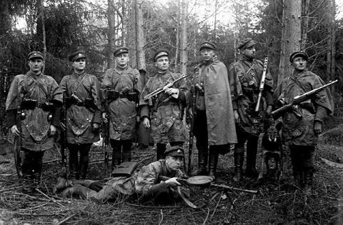 «Лесные братья»: прибалтийская версия бандеровцев