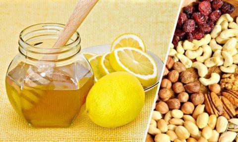 Классный рецепт «витаминной бомбы» для иммунитета  Каждый год помимо красок...