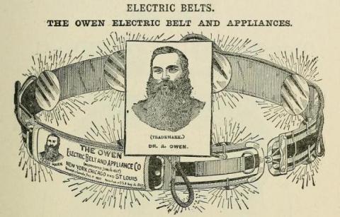 Медицина XIX века: электриче…