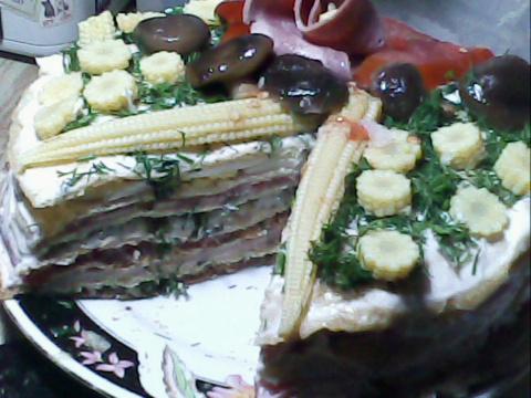 Торт — не торт