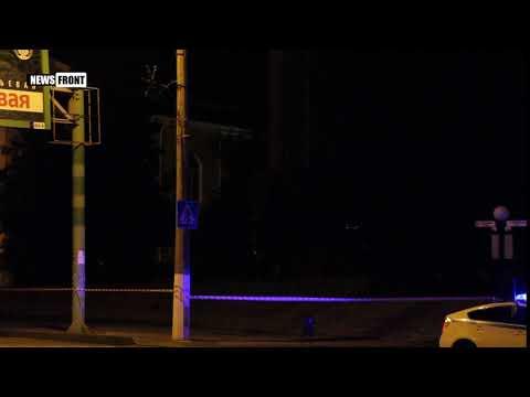 Луганск. Взорван памятник БМД в честь ополченцев. первые кадры