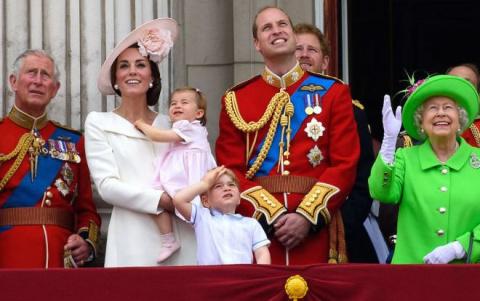 5 причин, почему Кейт Миддлтон одевает детей в одно и то же
