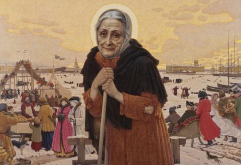 Ксения Петербургская: самые известные пророчества