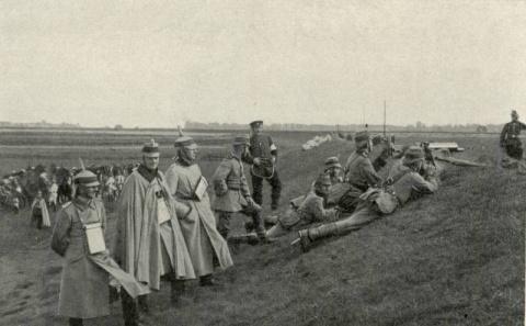Начать не позднее 1914-го
