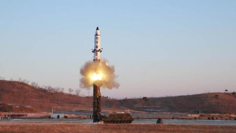 СРОЧНО: Северная Корея запус…