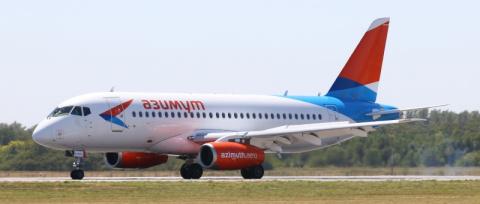 Авиакомпания «Азимут» получи…