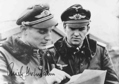 Воздушные асы Второй Мировой. Летучие фрицы были лучшими? Большой вопрос!!!!!!