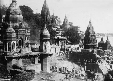 Варанаси - город мертвых