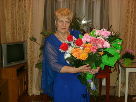 Зоя Самкова ( Ивашинина )