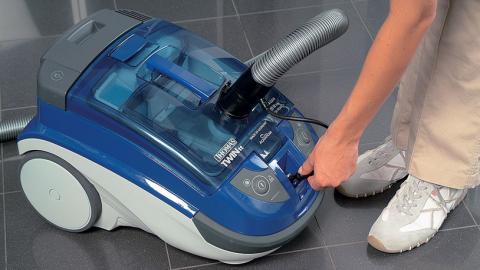 Особенности моющего пылесоса