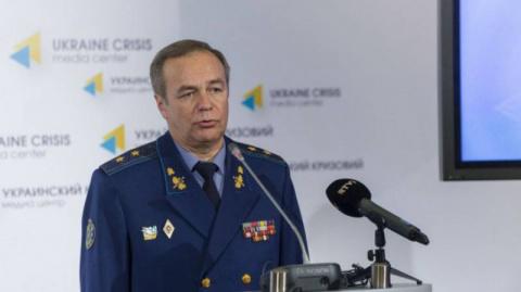 Украинский генерал: Санкции …