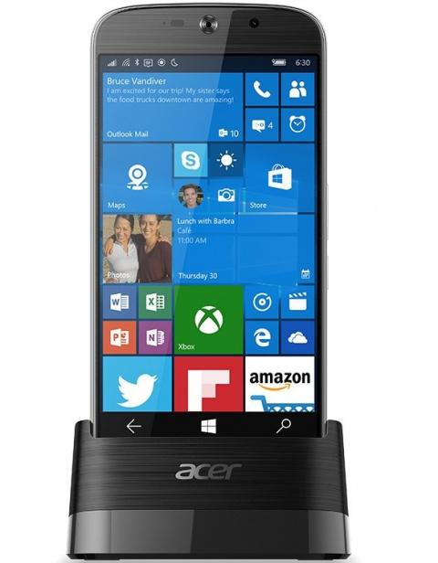 Acer выпустила гибридный смартфон Liquid Jade Primo в России
