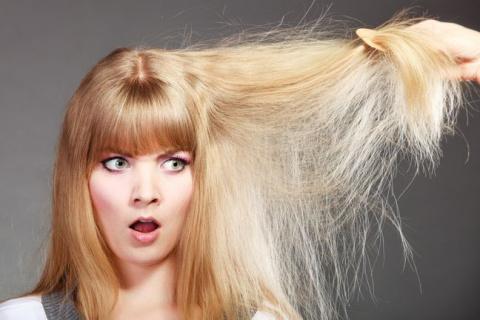 Cкорая помощь для волос