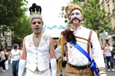 Рада легализирует однополые браки