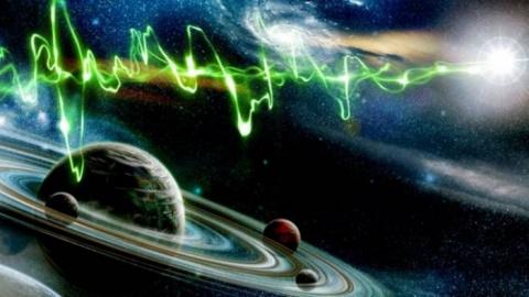 Странные радиосигналы из космоса