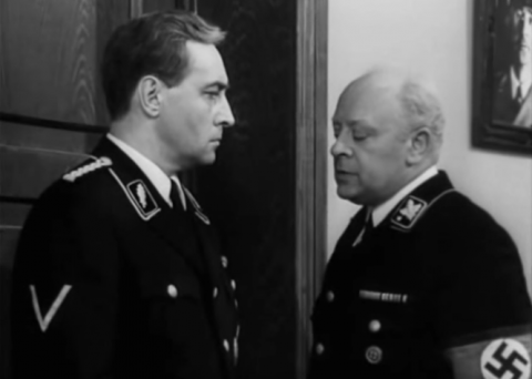 Страшные сцены советского кино