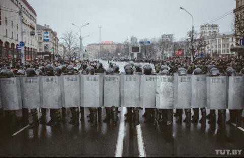ЕС обвинил власти Белоруссии в нарушении демократических обязательств