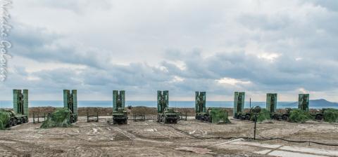 Теперь Крым под защитой С-400