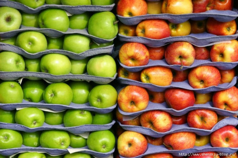 Как сохранить яблоки надолго