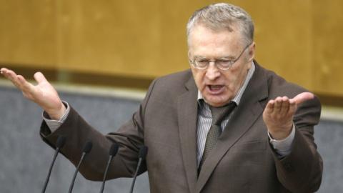 Жириновский предрек гибель у…