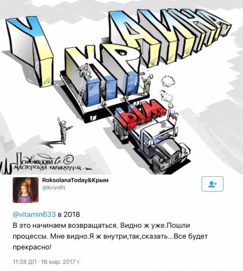 Крым и Украина: развод и дев…
