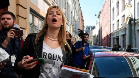 «Ходорковский поступает не п…