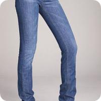 Как подобрать джинсы по фигуре.