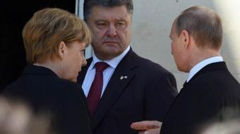 Путин не разговаривает с Пор…