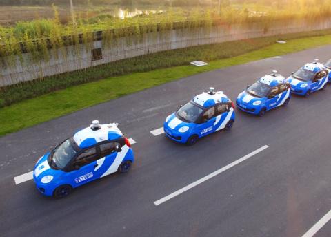 NVIDIA поможет Baidu в открытом проекте беспилотных автомобилей