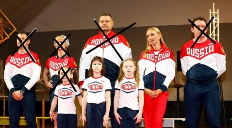 Ответный удар: как Россия сломает мировую олимпийскую систему. Дмитрий Лекух