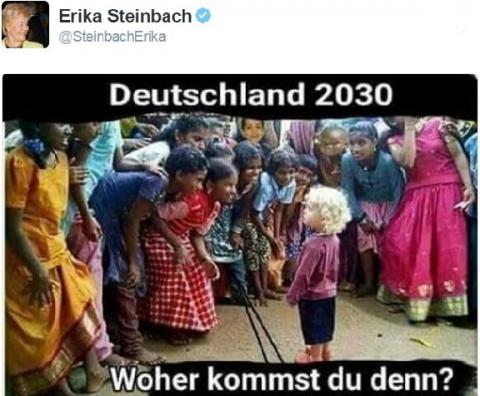 Германия 2030: Темнокожие де…