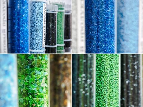 Как устроен единственный в России завод по переработке пластика