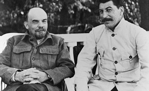 Ошибки Ленина и Сталина. Про…