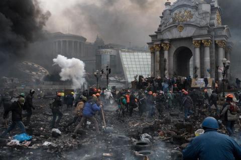 Украина: Три года без смысла…